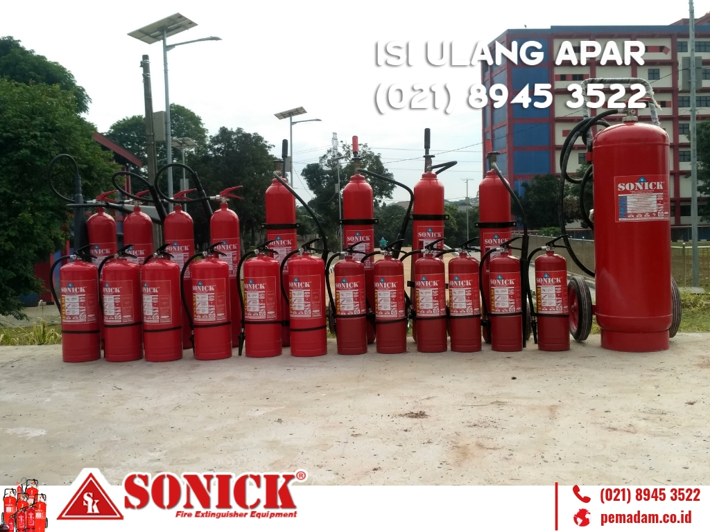 Fire Extinguisher Indonesia