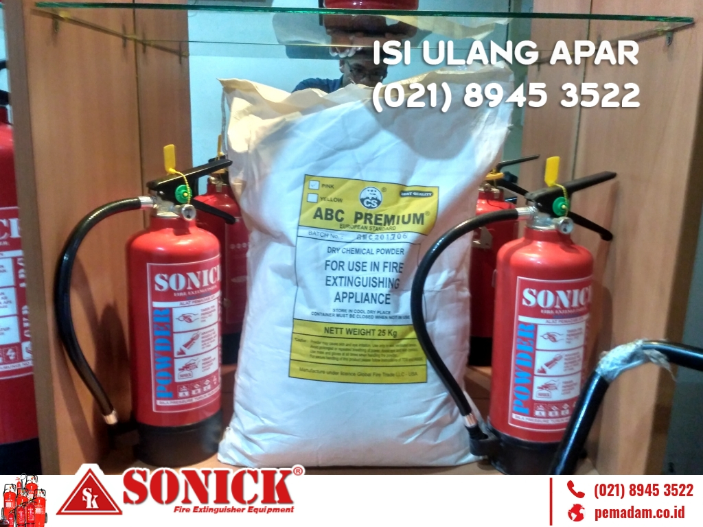 Fire Extinguisher Sonick