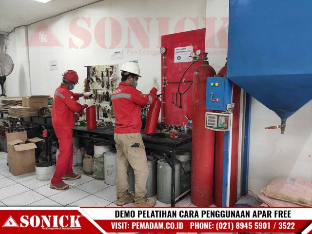 Workshop Supplier Apar Soncik